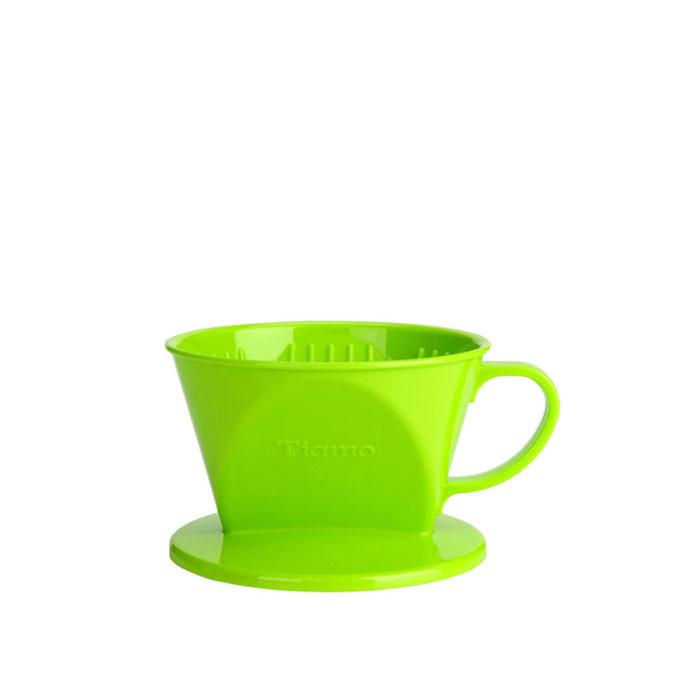 Tiamo - 101 Coffee Dripper Green 1-2 Cups (HG5282)