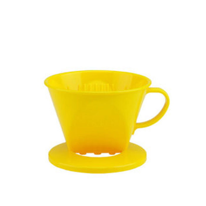Tiamo - 102 Coffee Dripper Yellow 2-4 Cups (HG5281)
