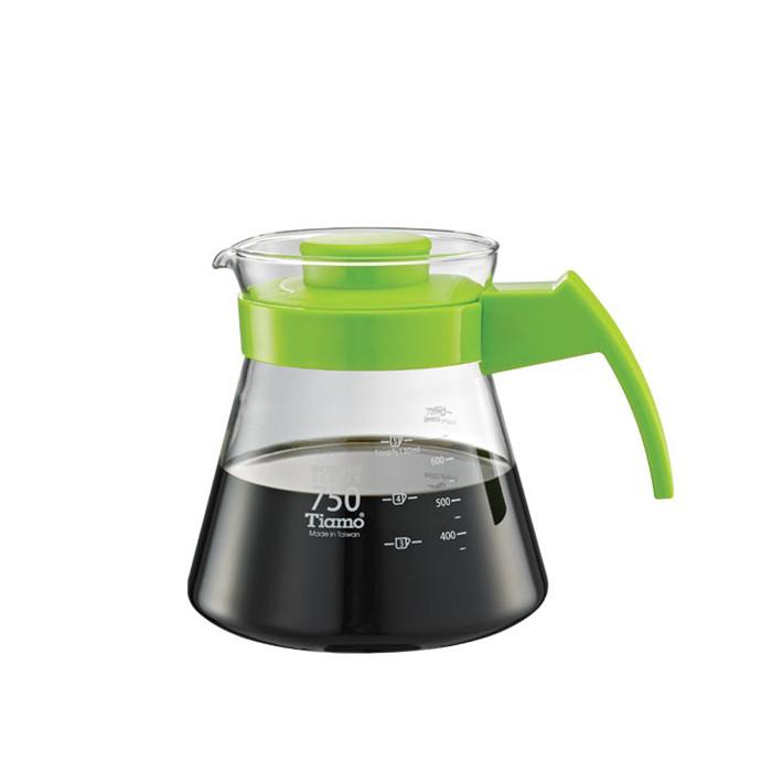 Tiamo - Coffee Server 750cc Green (HG2211G)
