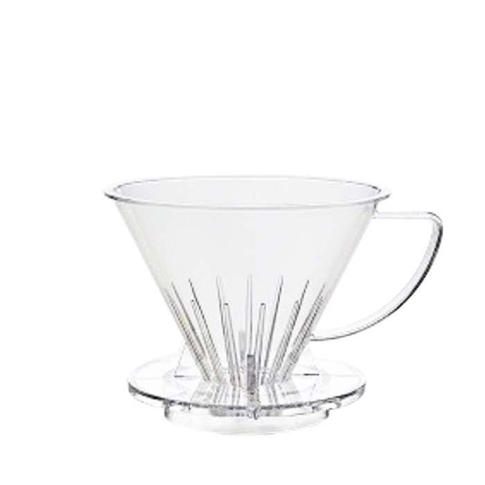 SUJI - Pourover Dripper 02 Clear