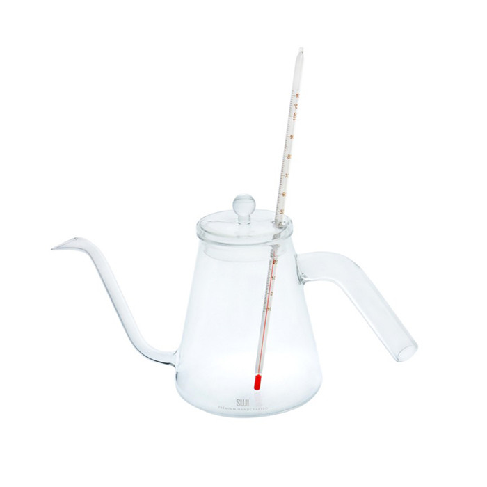 SUJI - Gooseneck Kettle 500ml with Thermometer