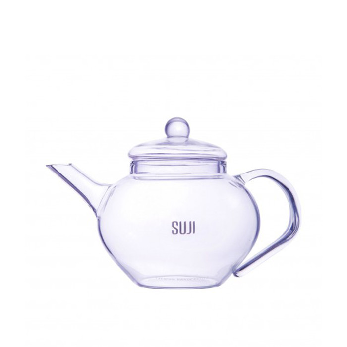 SUJI - Ushirode Teapot 350ml with Stainless Steel Strainer