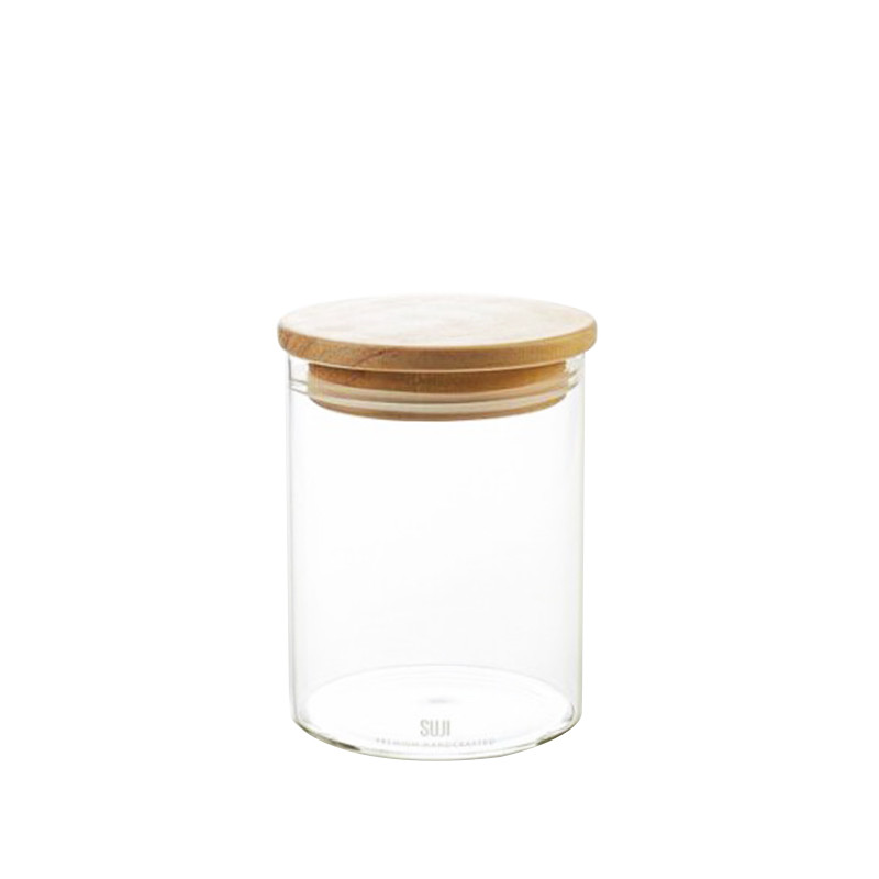 SUJI - Airtight Glass Canister 90 - 500ml