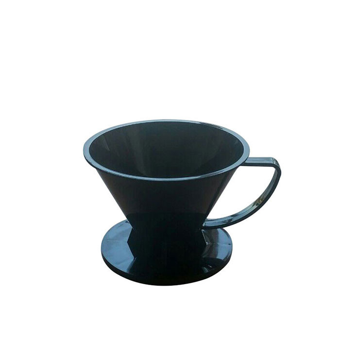 SUJI - Pourover Dripper 01 Black Solid