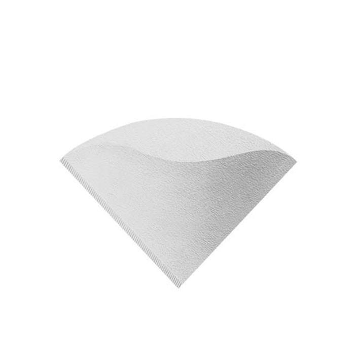 Brewista - Cone Shape Original Paper Filter White for 2-4 Cups (BV-PFC403)