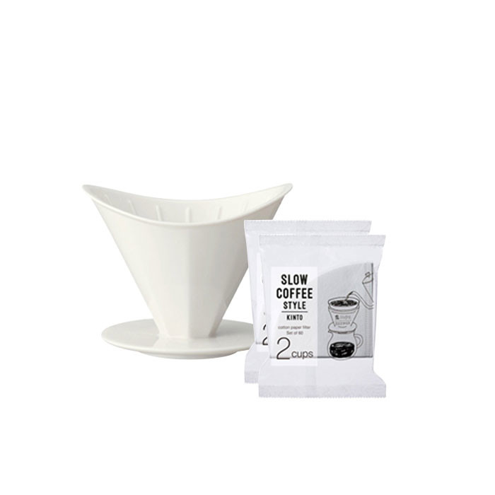Kinto Pour Over Bundle 2