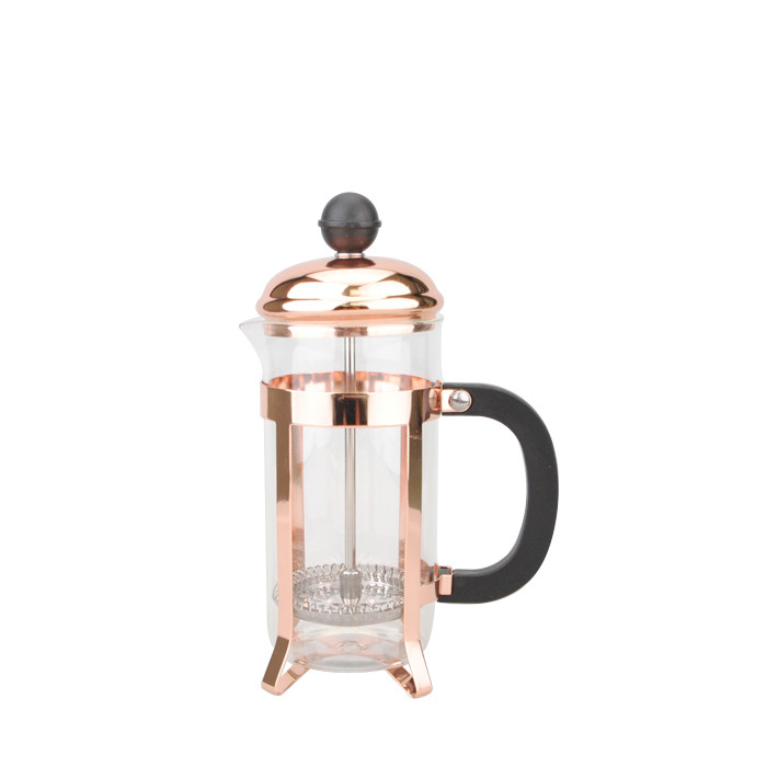 French Press 350ml (Rose Gold)