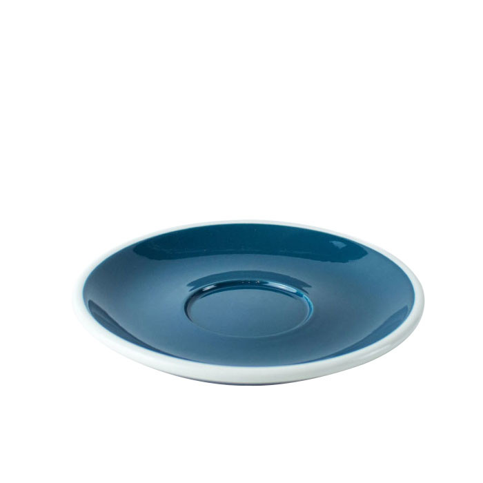 ACME - Latte Saucer 15cm Dark Blue (Whale)
