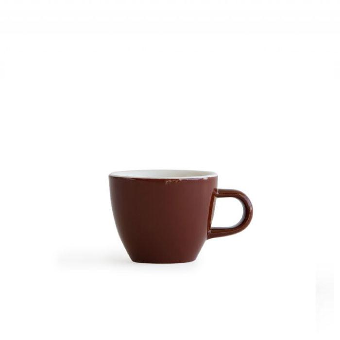 ACME - Demitasse Cup 70ml Brown (Weka)