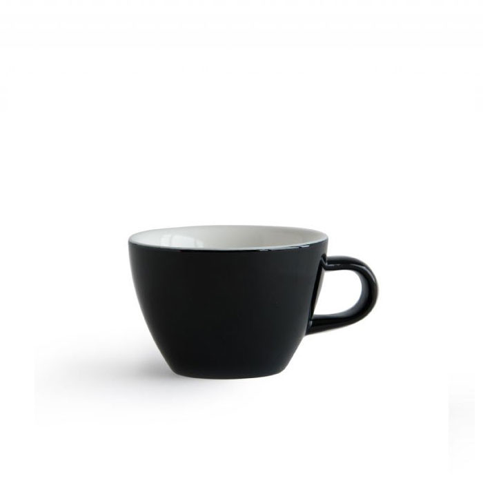 ACME - Flat White Cup 150ml Black (Penguin)
