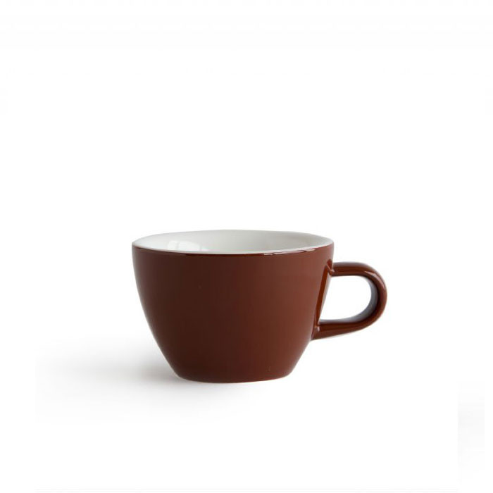 ACME - Flat White Cup 150ml Brown (Weka)