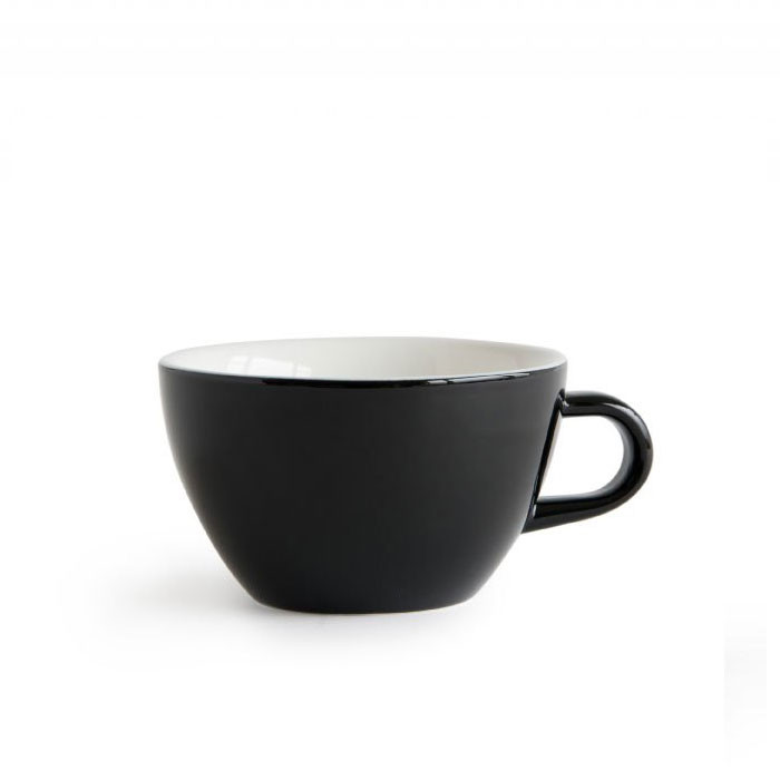 ACME - Latte Cup 280ml Black (Penguin)