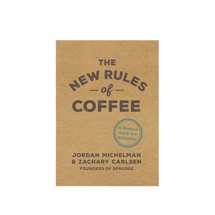 Book - The New Rules of Coffee