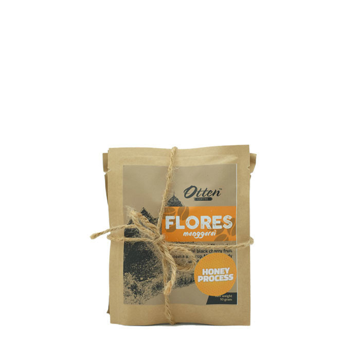 Drip Coffee 10g Arabica Flores Manggarai Honey Process (4 Sachet)