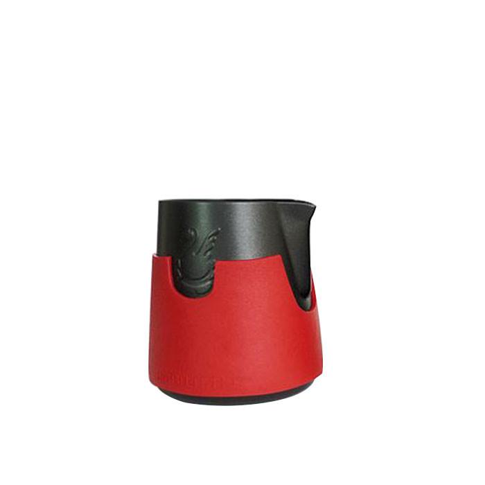 Jibbi Jug - Ninja 0.8 400ml (Black Teflon + Silicone Red)