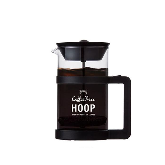 Rivers - Coffee Press Hoop 720 (Black)