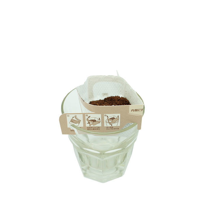 Drip Coffee 10g Arabica Flores Manggarai Natural Process (4 Sachet)