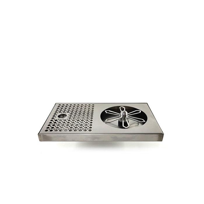 DTCUSTOMS - Jug Rinser Flat Short 30.5cm