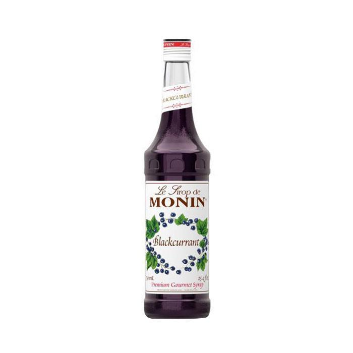 Monin Syrup Blackcurrant