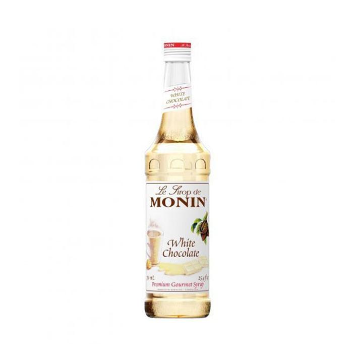 Monin Syrup White Chocolate