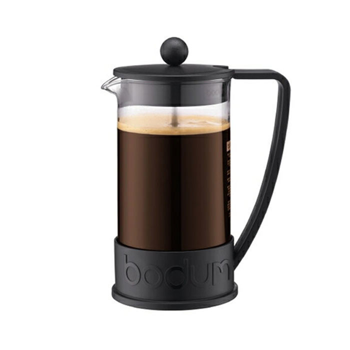 Bodum - French Press Brazil 1L Black (10938-01)