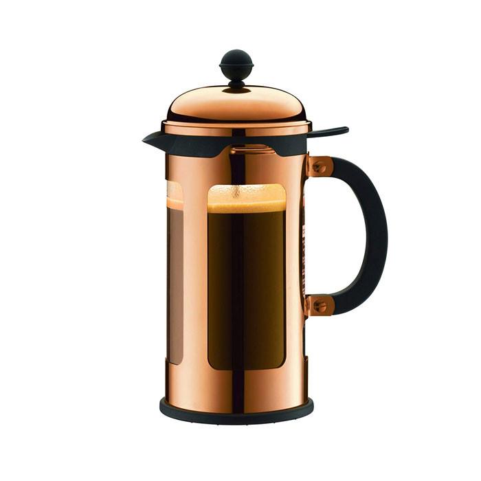Bodum - French Press 8 Cups Chambord Copper (11172-18)