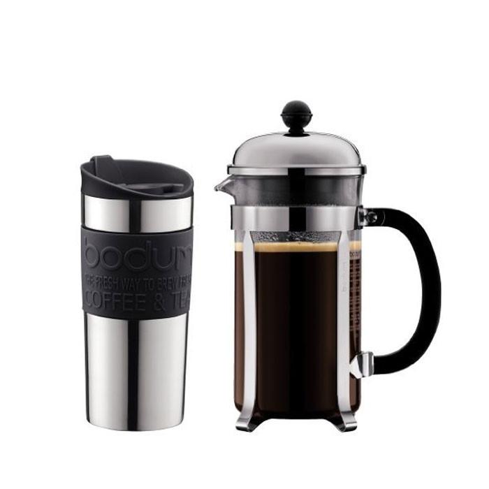 Bodum - Chambord Set Coffee Maker (K11068-01)