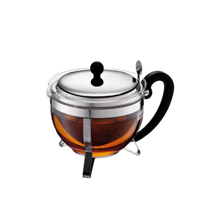 Bodum - Chambord Teapot 1.3L Silver (1921-16-6)