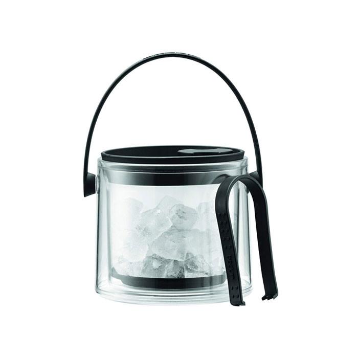 Bodum - Cool Ice Bucket with Tongs 1.5L (11584-01B)