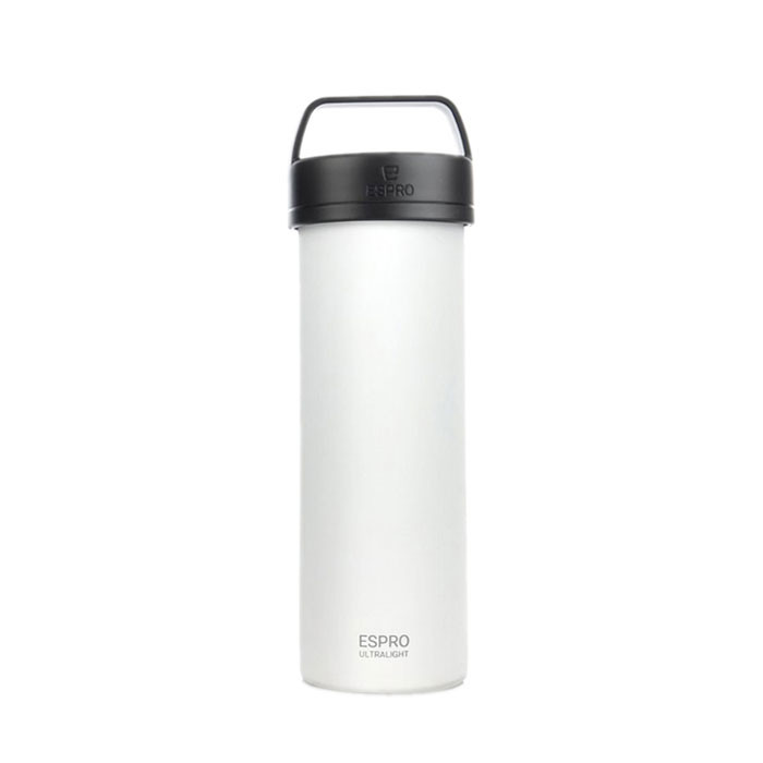 Espro - Ultralight Coffee Travel Press Chalk White