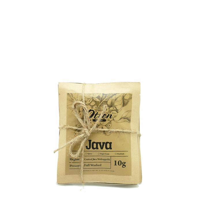 Drip Coffee 10g Arabica Java Welinggalih (4 Sachet)