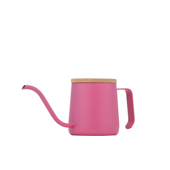 A-IDIO - Drip Coffee Kettle 240ml Macaron Series (Pink)