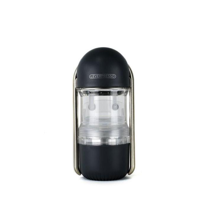 Leverpresso - All in One Portable Lever Espresso Maker (Black)