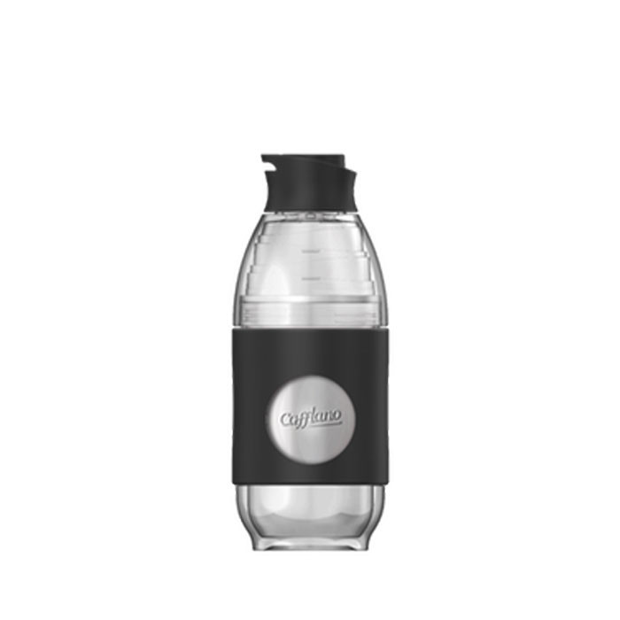 Cafflano - Portable Brewing Bottle (Black)