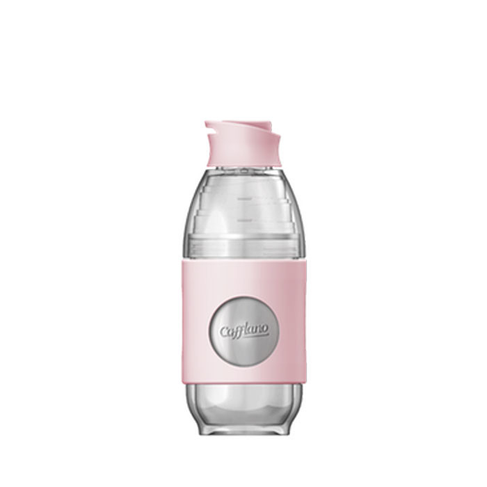 Cafflano - Portable Brewing Bottle (Pink)