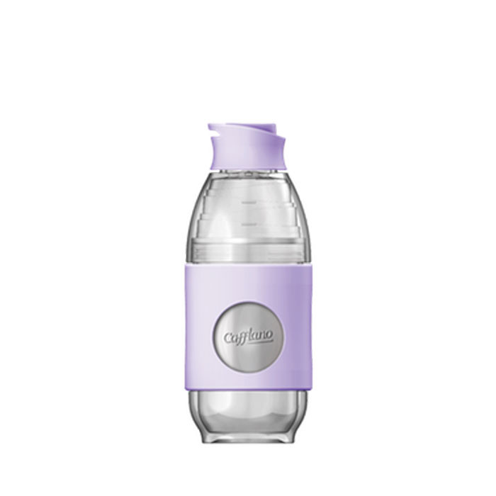 Cafflano - Portable Brewing Bottle (Lilac)