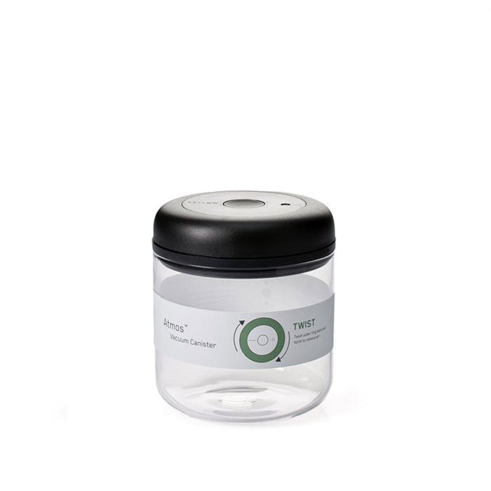 Fellow - Atmos Vacuum Canister 0.7L (Clear Glass)