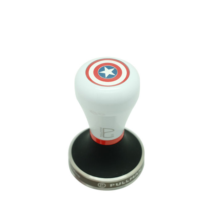 Pullman - Bigstep Superhero Tamper 58.6mm (Captain America-White)