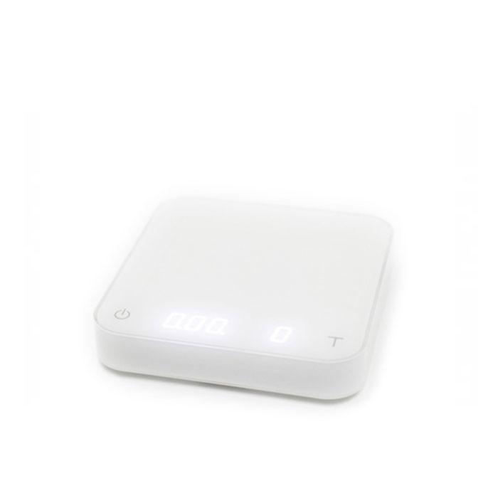 Acaia - Pearl Scale White
