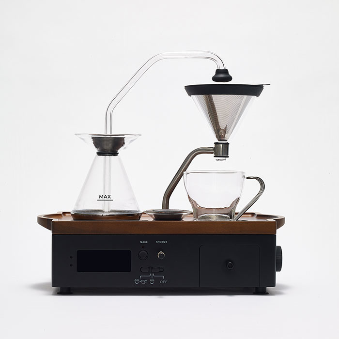 Barisieur - Coffee and Tea Alarm Clock