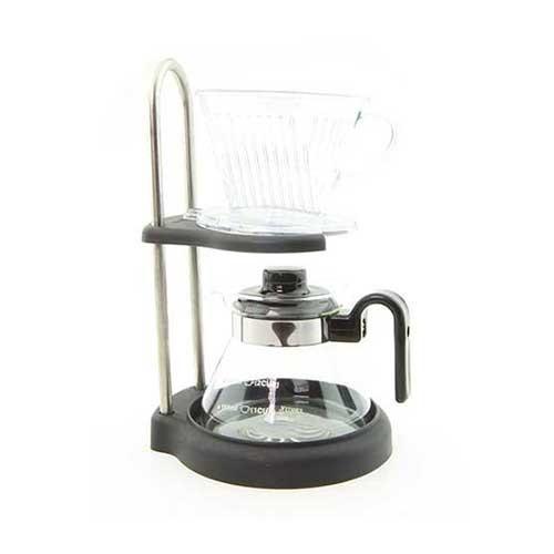 Drip Coffee Set Transparant