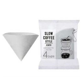 Kinto Cotton Paper Filter 4 Cups (27634)