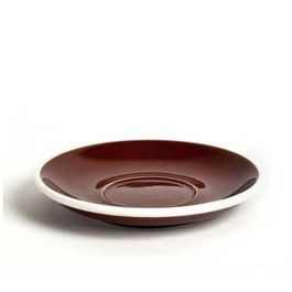 ACME - Latte Saucer 15cm Brown (Weka)
