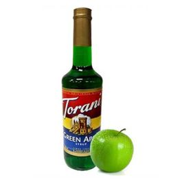Torani Syrup Green Apple