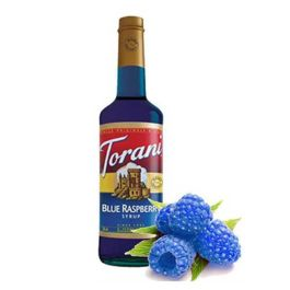 Torani Syrup Blue Raspberry