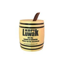 Kopi Luwak Arabica 50g Barrel