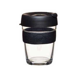Keep Cup Black Medium - 340ml (12oz)