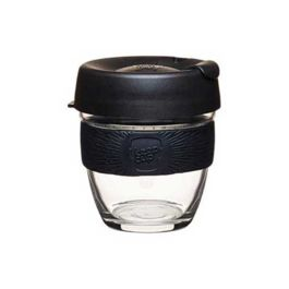 Keep Cup Black Small - 227ml (8oz)