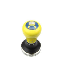 Pullman - Bigstep Tamper 58.6mm (Minion-Yellow)