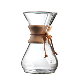 Chemex - 8 Cups Classic Series Wood Collar (CM-8A)